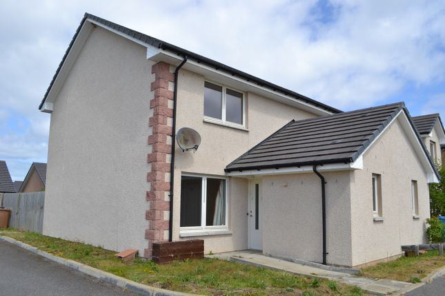 Thumbnail Semi-detached house for sale in Birches Court, Nairn
