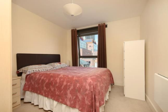 Bedroom of A G 1, 1 Furnival Street, Sheffield, South Yorkshire S1