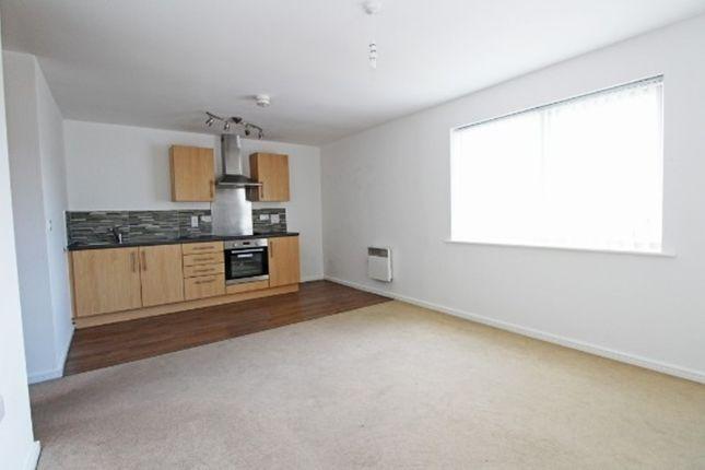 Thumbnail Flat to rent in Federation Road, Burslem, Stoke-On-Trent