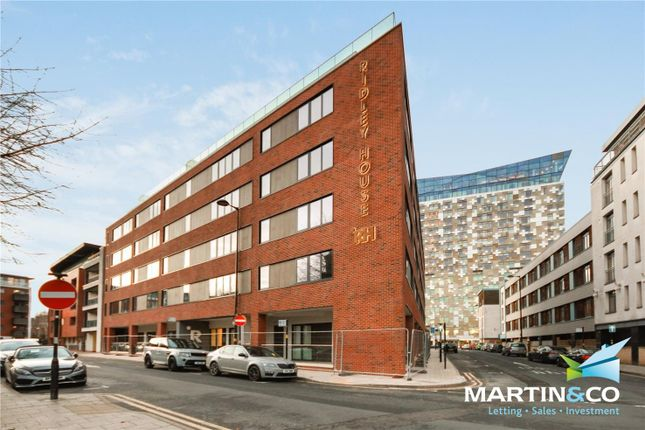 Thumbnail Flat for sale in Ridley House, Ridley Street, Birmingham