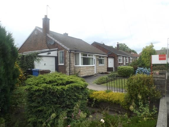 Thumbnail Bungalow for sale in Woodley Close, Offerton, Stockport, Cheshire