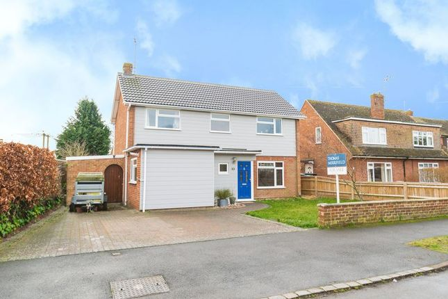 Thumbnail Detached house for sale in Loyd Road, Didcot