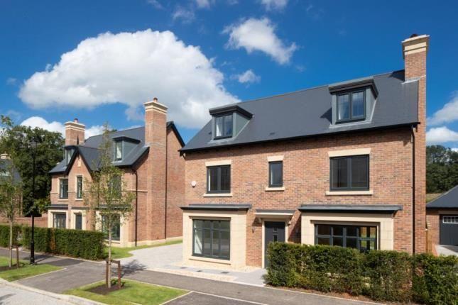 Thumbnail Detached house for sale in Heatherley Wood Alderley Park, Nether Alderley, Cheshire