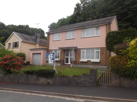 Thumbnail Detached house for sale in Morfa Lodge Estate, Porthmadog, Gwynedd