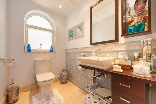 Bathroom of Spain, Málaga, Istán