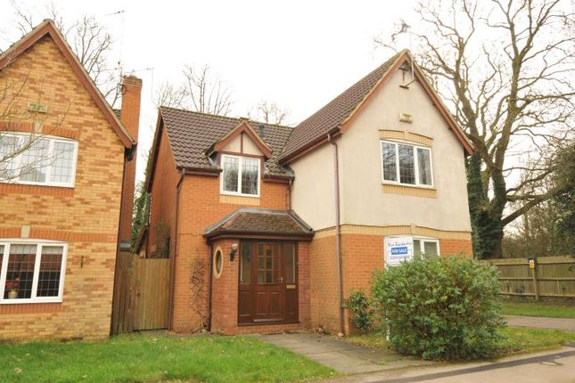 Thumbnail Detached house to rent in Woodland Walk, Northampton