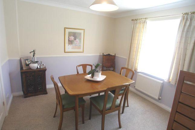 Dining Room of The Brambles, Bishop's Stortford CM23