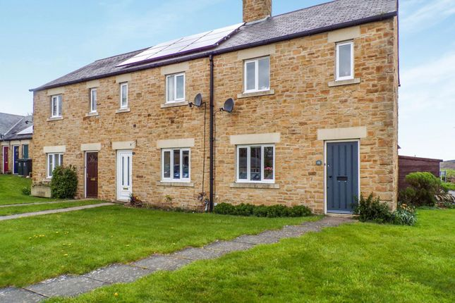 Thumbnail Terraced house for sale in St. Helens Gate, Steel, Hexham