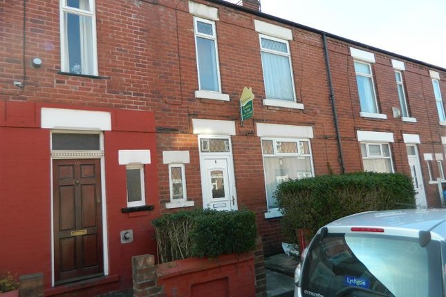 Thumbnail Terraced house to rent in Curtis Street, Levenshulme, Manchester