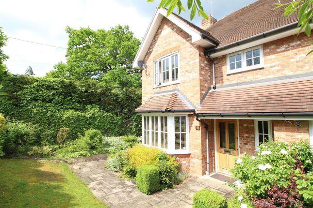 Thumbnail End terrace house for sale in Shiplake Bottom, Peppard Common, Henley-On-Thames