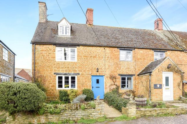 Thumbnail Semi-detached house for sale in Duns Tew, Oxfordshire