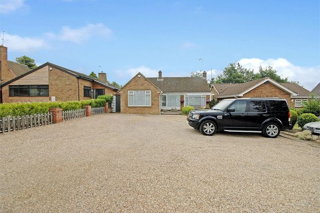 Thumbnail Detached bungalow for sale in Kettering Road, Spinney Hill, Northampton