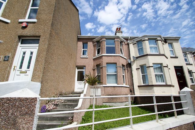 Thumbnail Maisonette for sale in Langstone Road, Plymouth