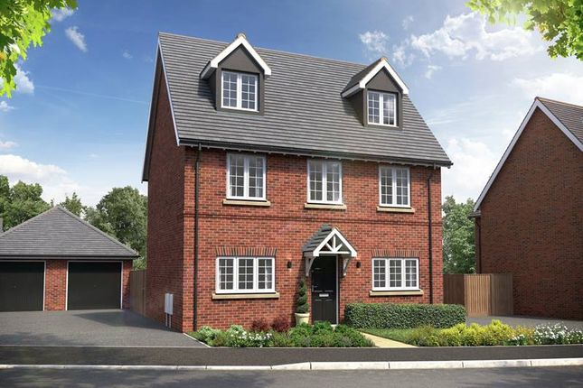 "Thumbnail Property for sale in ""The Oatfield"" at Red Lane, Burton Green, Kenilworth"