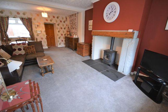 Living Room of The Edge, Woodland, Bishop Auckland DL13