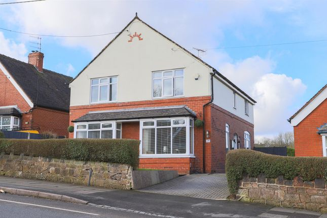 4 bed detached house for sale in Biddulph Road, Fegg Hayes, Stoke-On-Trent ST6