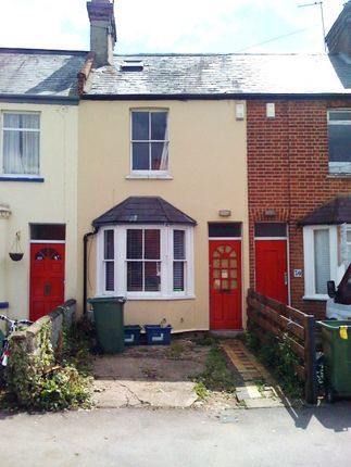 Thumbnail Terraced house to rent in Princes Street, Oxford