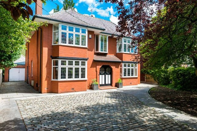 Thumbnail Detached house for sale in Wigan Lane, Wigan