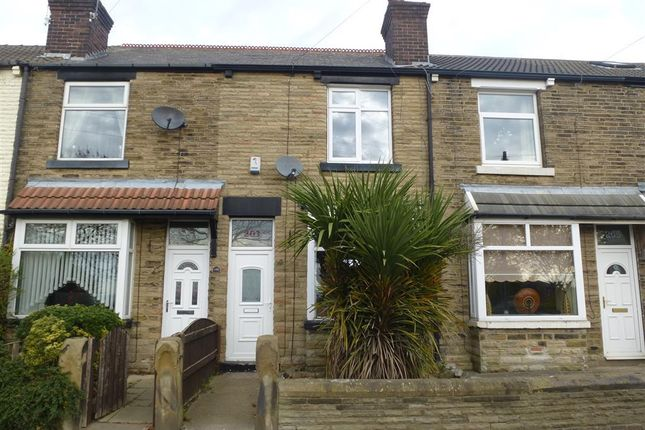 Thumbnail Terraced house to rent in Doncaster Road, Goldthorpe, Rotherham