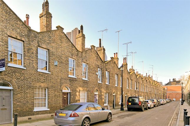 3 bed terraced house for sale in Roupell Street, Waterloo, London SE1