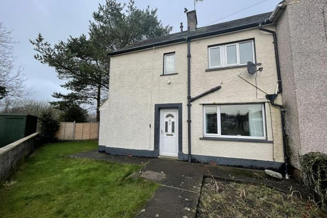 Thumbnail 2 bed end terrace house to rent in The Green, Cockermouth