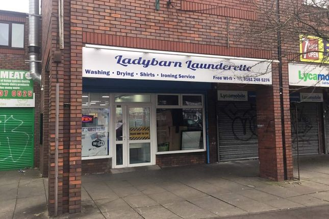 Thumbnail Retail premises for sale in Mauldeth Road, Fallowfield, Manchester