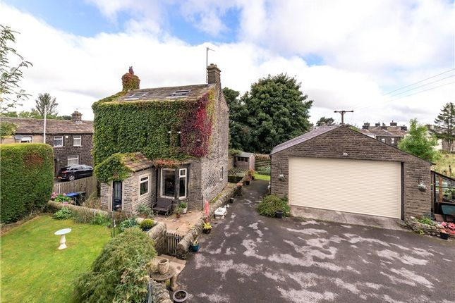 Thumbnail Detached house for sale in Hebden Road, Haworth, Keighley