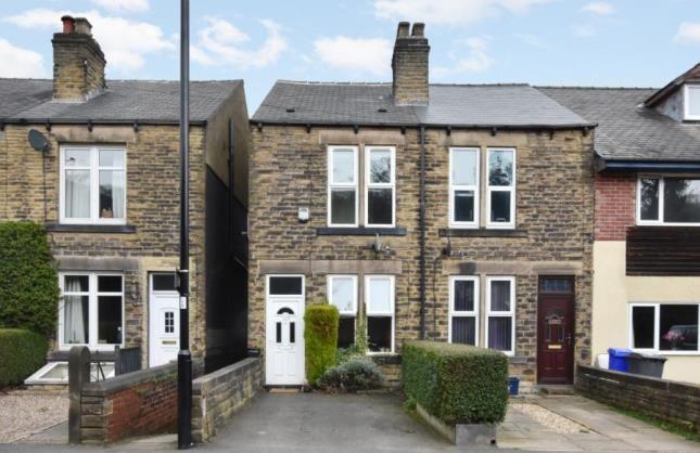 Thumbnail End terrace house for sale in Langsett Road South, Oughtibridge, Sheffield