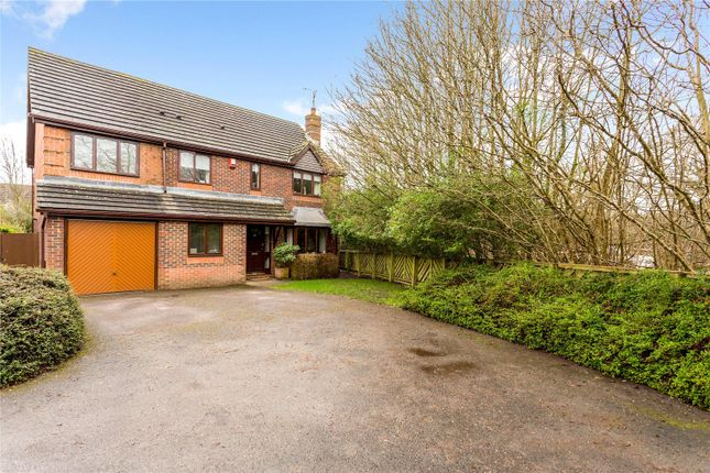 Thumbnail Detached house for sale in Coulstock Road, Burgess Hill, West Sussex