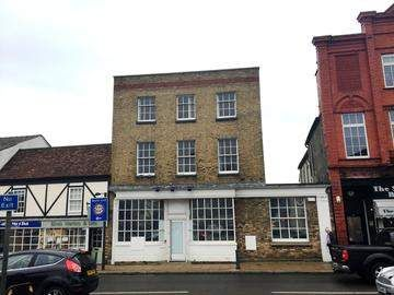 Thumbnail Retail premises to let in High Street, Biggleswade