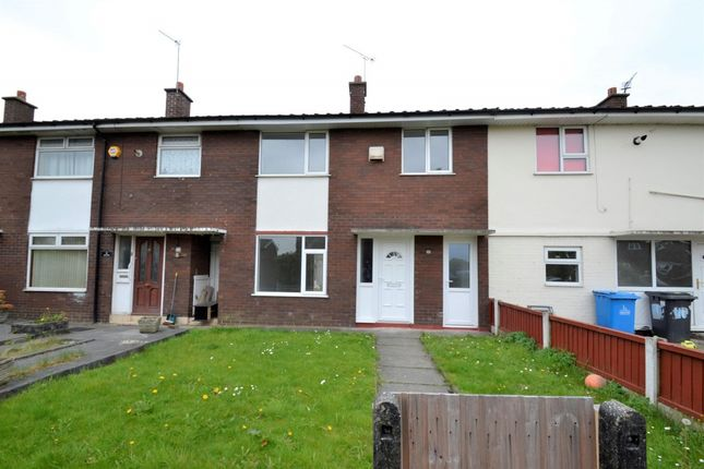 Thumbnail Terraced house to rent in Afton, Widnes