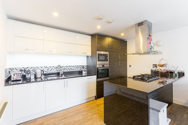 Thumbnail Flat to rent in Brancaster Place, Church Hill, Loughton