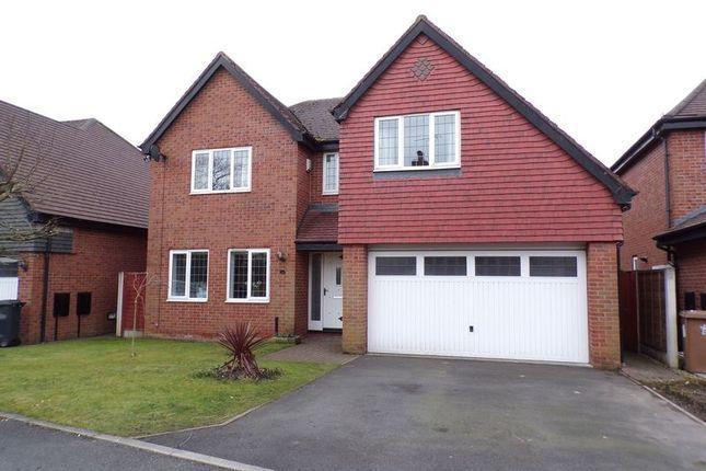 Thumbnail Detached house for sale in Newlands Avenue, Penwortham, Preston