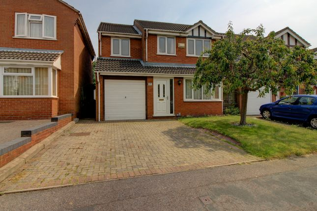 4 bed detached house for sale in Arbor Close, Tamworth