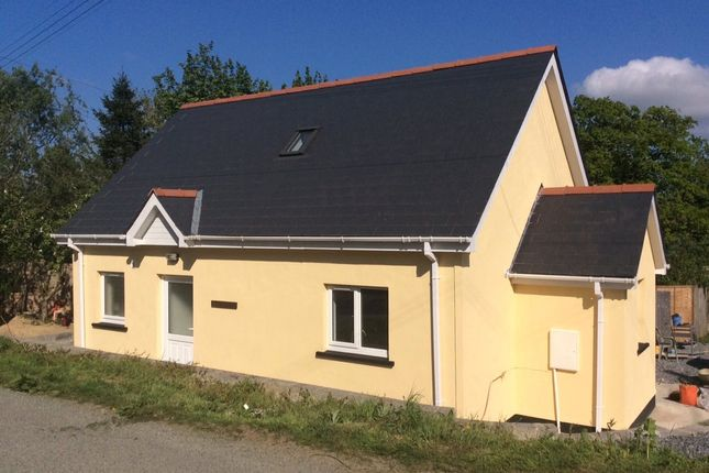Thumbnail Detached house for sale in Cilkenny, Glandwr, Whitland, Pembrokeshire
