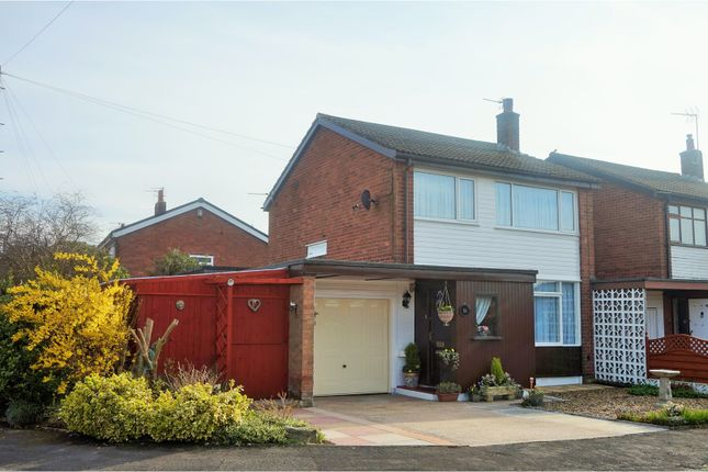 Thumbnail Link-detached house for sale in Rockburgh Crescent, Preston