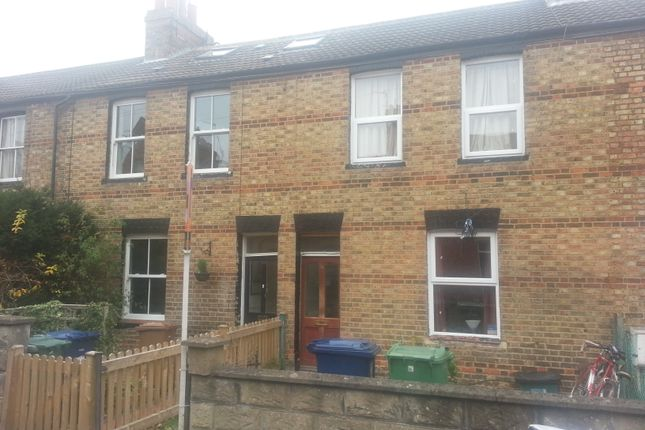 Thumbnail Terraced house to rent in Mill Street, Oxford