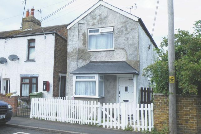 Thumbnail Detached house for sale in High Street, East Church