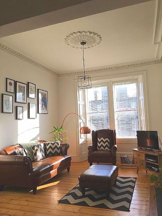 Thumbnail Flat to rent in Marchmont Crescent, Edinburgh