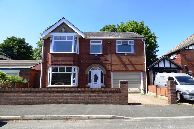 Thumbnail Detached house to rent in Knowsley Road, Smithills, Bolton