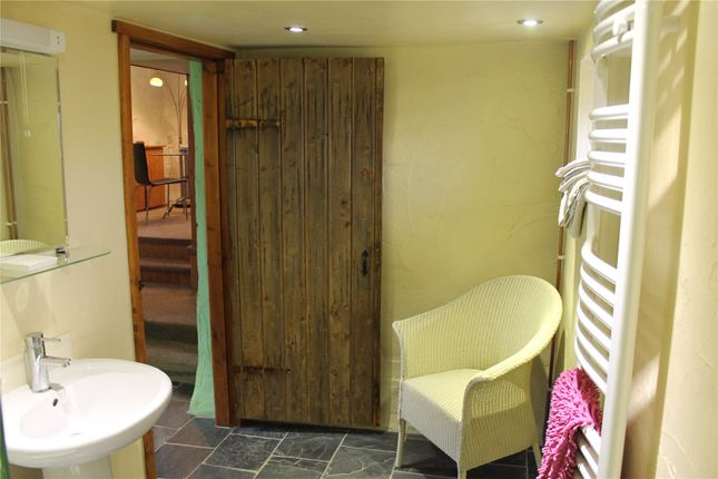 Cottage Bathroom of Howbarrow Farm, Cartmel, Grange-Over-Sands, Cumbria LA11