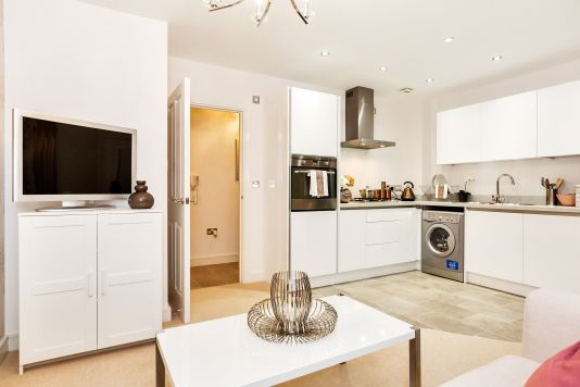 1 bed flat for sale in The Birch, Off Linden Drive, Brownhills, Walsall, West Midlands