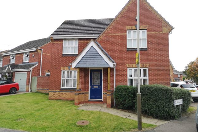 Thumbnail Detached house for sale in Taverners Road, Thurcaston Park