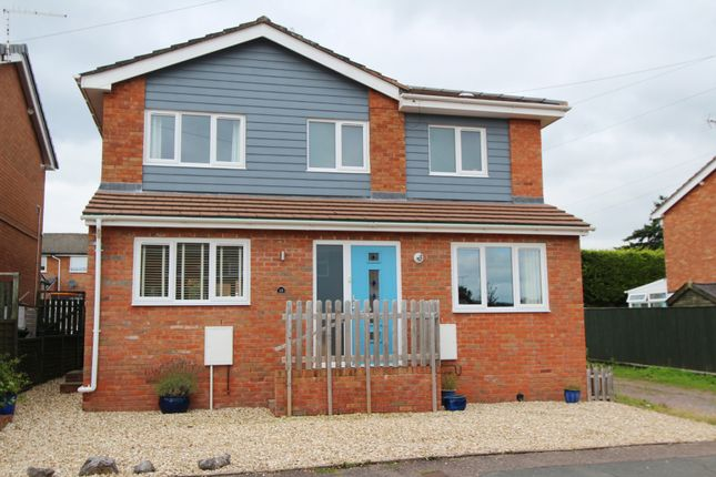 Thumbnail Detached house to rent in Wells Avenue, Feniton, Honiton