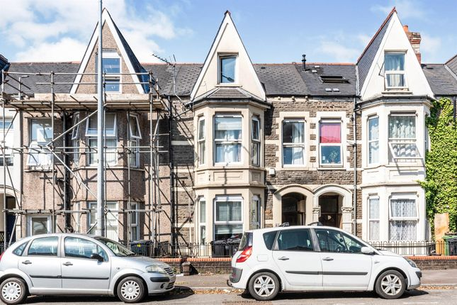 Thumbnail Terraced house for sale in Clare Street, Cardiff