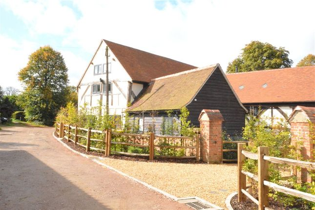 Thumbnail End terrace house for sale in Great Tangley Manor, Wonersh Common, Guildford