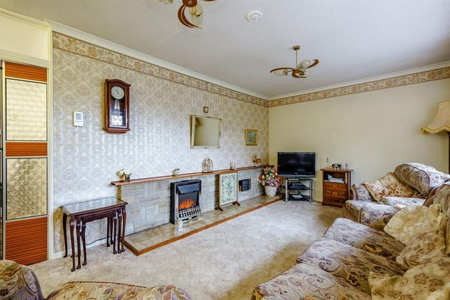 Living Room of Court Drive, Lichfield WS14