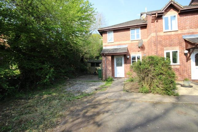 Thumbnail Property to rent in Halses Close, Exeter