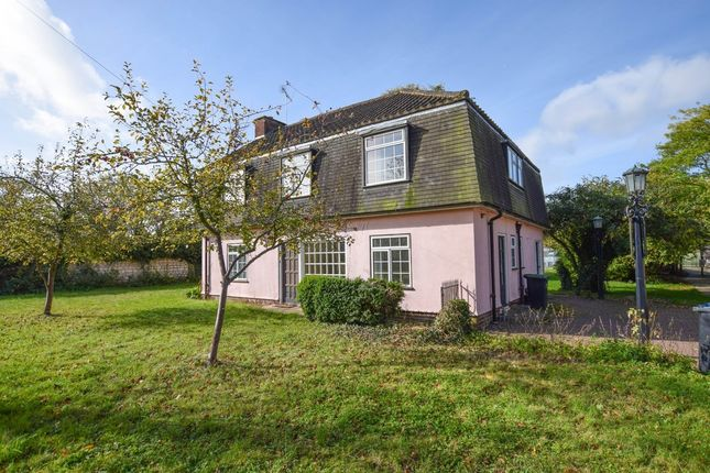 Thumbnail Detached house to rent in Low Road, Burwell, Cambridge