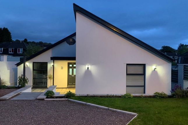 Thumbnail Detached bungalow for sale in Newbridge Road, Pontllanfraith, Blackwood